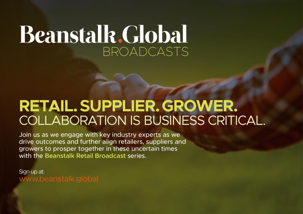 Retail. Supplier. Grower.